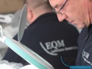EQM Lehmann GmbH & Co. KG - Quality Center (Innenansicht) - Arbeitsfläche