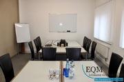 EQM Lehmann GmbH & Co. KG - Quality Center (Innenansicht) - Schulungsraum